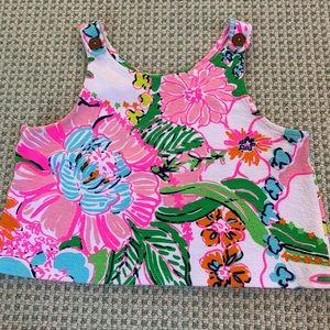 Lily Pulitzer for Target crop top